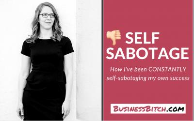 My Self-Sabotaging Habit: Too Much Busyness